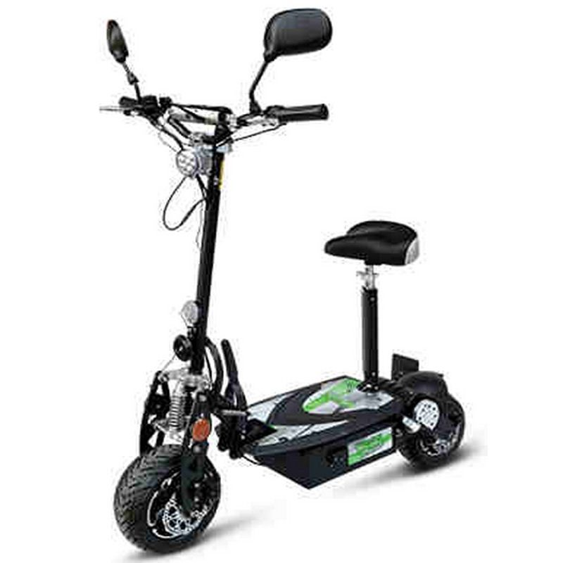 scooter electric 1000w 12inch optera motors. Black Bedroom Furniture Sets. Home Design Ideas