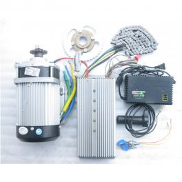 Kit triciclu electric 72V 1500W